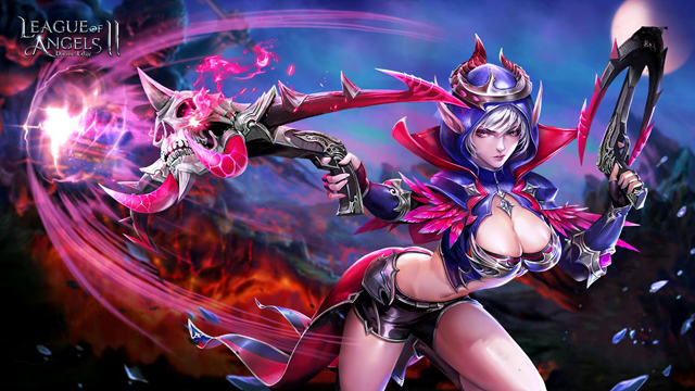 League of Angels II  Online Game
