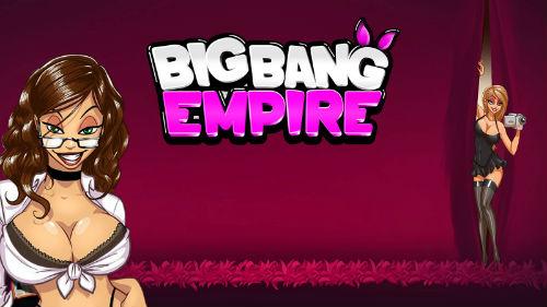 Big Bang Empire Game
