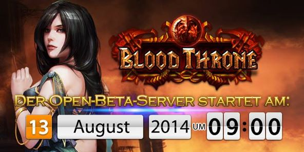 Blood Throne at Bestonlinerpggames.com aka BORPG.com
