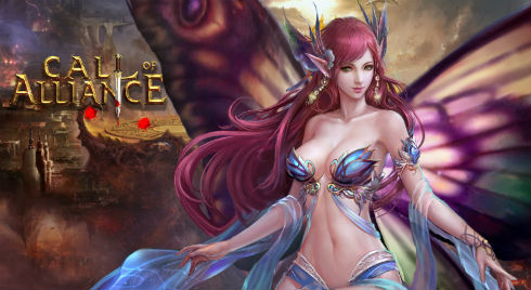 Call of Alliance at Bestonlinerpggames.com aka BORPG.com