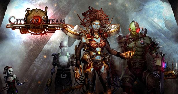 City of Steam Game at BORPG.com