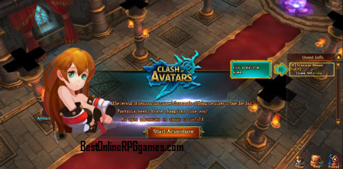 clash of avatars screenshoot 2