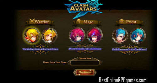 clash of avatars screenshoot 1
