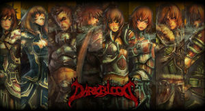 Dark Blood Game