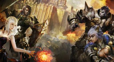 DK Online,Dragon Knights Online at BORPG.com
