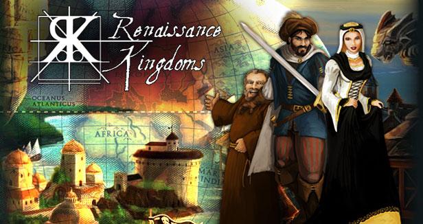 Renaissance Kingdoms at Bestonlinerpggames.com