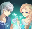 Elsa x Jack Frost  Dont let it go