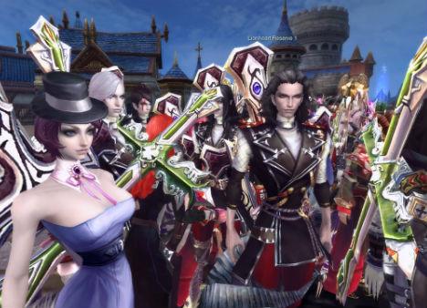 Forsaken World at BORPG.com