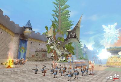 Grand Fantasia game  at BORPG.com