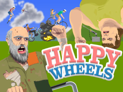 happy whels full game