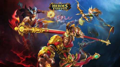 Heroes Evolved Game