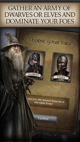 The Hobbit IPhone Game at BORPG.com