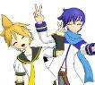 Kaito plus Len Sim Date