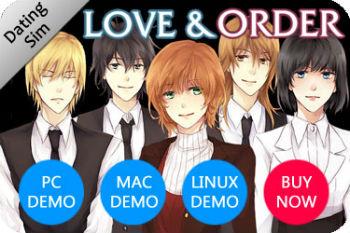Love and Order Dating Sim Game at BORPG.com