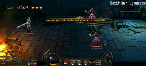 hilmsussie and smite evill battle:nightfalls