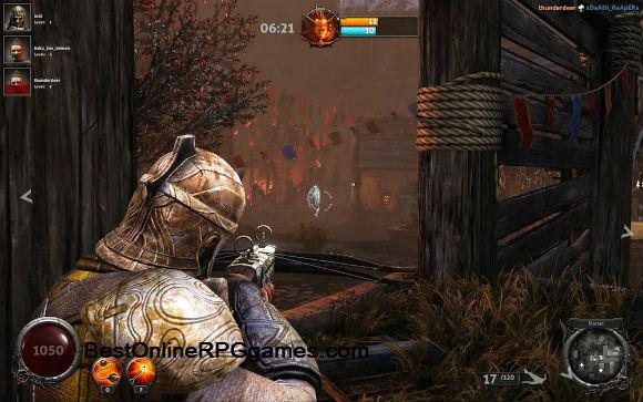 Nosgoth screenshot  2