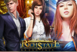 RichState Game