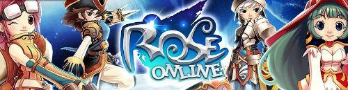 ROSE Online at Bestonlinerpggames.com