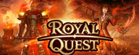 Royal Quest  at Bestonlinerpggames.com aka BORPG.com