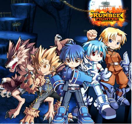 Rumble Fighter at BORPG.com