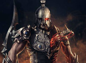Siege Lord game title picture at Bestonlinerpggames.com