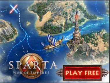Sparta: War Of Empires at Bestonlinerpggames.com aka BORPG.com