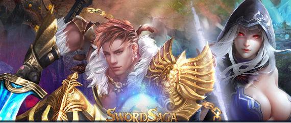Sword Saga at Bestonlinerpggames.com