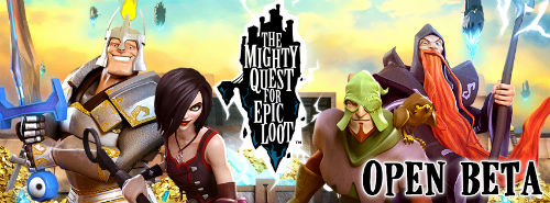 The Mighty Quest for Epic Loot at BORPG.com