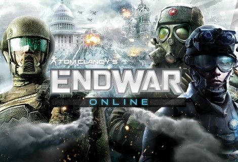 Tom Clancy EndWar online Game