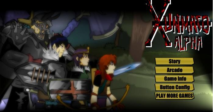 Xunmato Alpha Knights